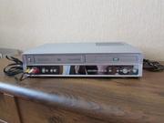 DVD плеер DX-7900K совмещенный с видеомагнитофоном